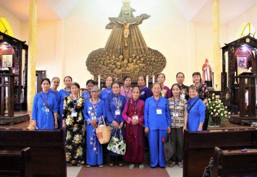 Mừng lễ thánh Alfonso - quan thầy đệ nhị và tĩnh tâm hàng tháng và tuyên khấn Miền Nội đô