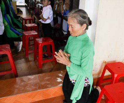 suy niệm và cầu nguyện với thánh Anphongsô