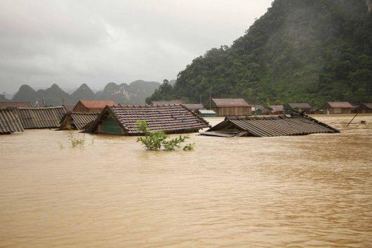 thư kêu gọi cầu nguyện và cứu trợ, thư kêu gọi cứu trợ nạn nhân lũ lụt ở miền trung, thư kêu gọi cầu nguyện