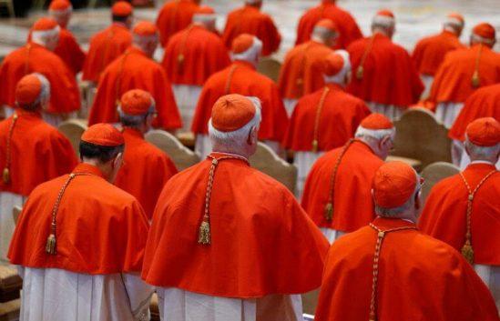 Đức Thánh Cha chọn 13 Hồng y mới, ĐTC công bố 13 hồng y mới, danh sách hồng y mới