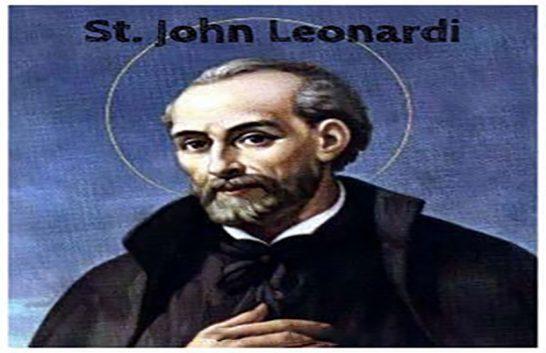 Thánh Gioan Lêônarđô linh mục