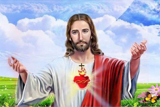 niềm tin vào Thiên Chúa, Thiên Chúa là tình yêu, đức tin