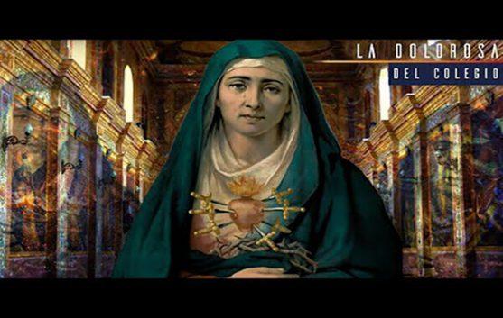 bức tranh Đức Mẹ Sầu Bi, ảnh Đức Mẹ còn nguyên vẹn sau vụ cháy, Đức Mẹ Sầu Bi