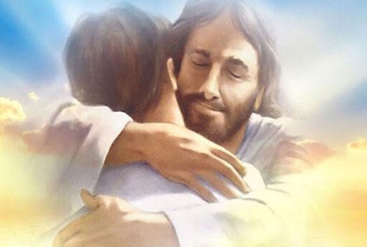 Thiênr Chúa luôn ở bên cạnh chúng ta, Thiên Chúa luôn lắng nghe chúng ta, hãy cầu nguyện với Thiên Chúa khi gặp đau khổ