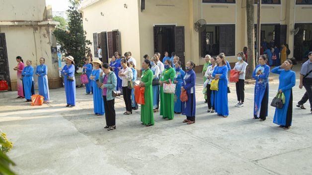 Thánh lễ tạ ơn cuối năm Hội Mẹ Hằng Cứu Giúp & St.Alfonso