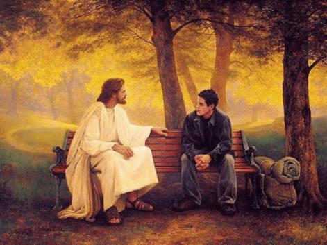 Thiên Chúa không bao giờ làm chúng ta thất vọng, Thiên Chúa luôn ở cạnh chúng ta, Thiên Chúa là tình yêu