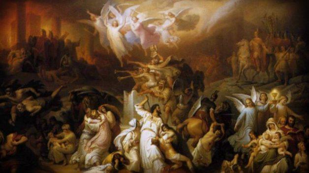 có linh hồn mồ côi không, linh hồn nơi luyện ngục, kinh cầu nguyện cho các linh hồn