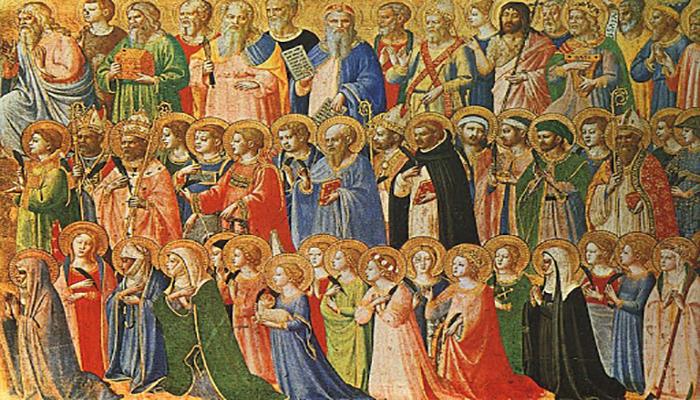 những vị thánh, nên thánh trong gia đình, sống và thực hành lời chúa