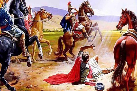 trở lại, thánh phaolo, sống chứng nhân