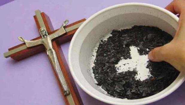 nghi thức xức tro, ý nghĩa của việc xức tro, làm phép tro và xức tro như thế nào