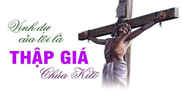 Chúa Giêsu và thập giá, Chúa Giê su bị treo trên thập giá, thánh giá
