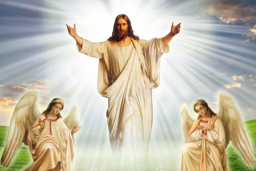 Thần Khí Phục Sinh, Thần Khí của Đấng Phục Sinh, Thần Khí của Đức Kito Phục Sinh
