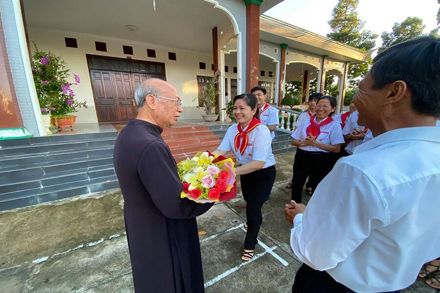 Trong thánh chức linh mục, dấu chân mục tử, Thánh Lễ Truyền Chức Linh Mục Dòng Đaminh
