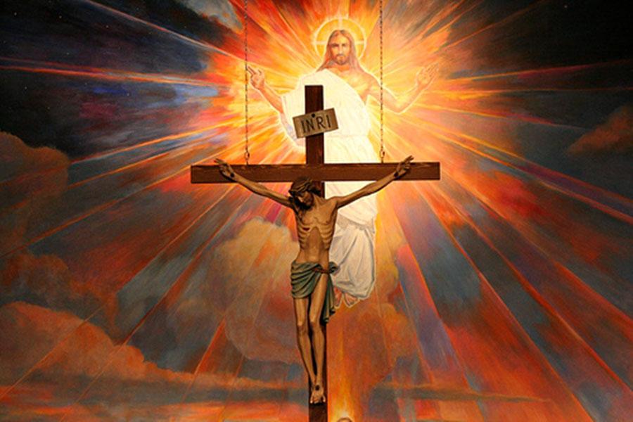 Thập Giá và Thánh Giá, Thập giá hay Thánh Giá, Thập giá đời và Thánh giá phúc
