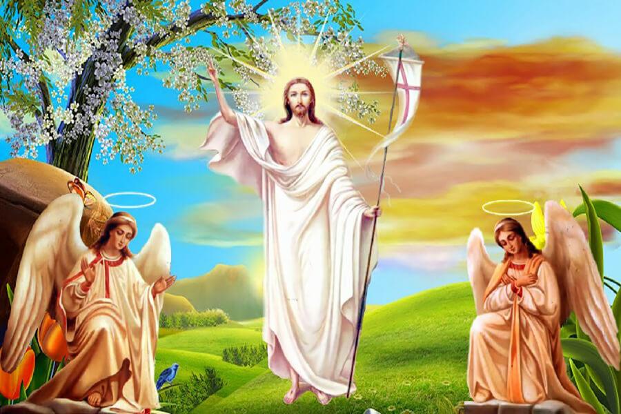 Chúa Giêsu Phục Sinh là Kẻ thù của Chủ nghĩa Toàn trị