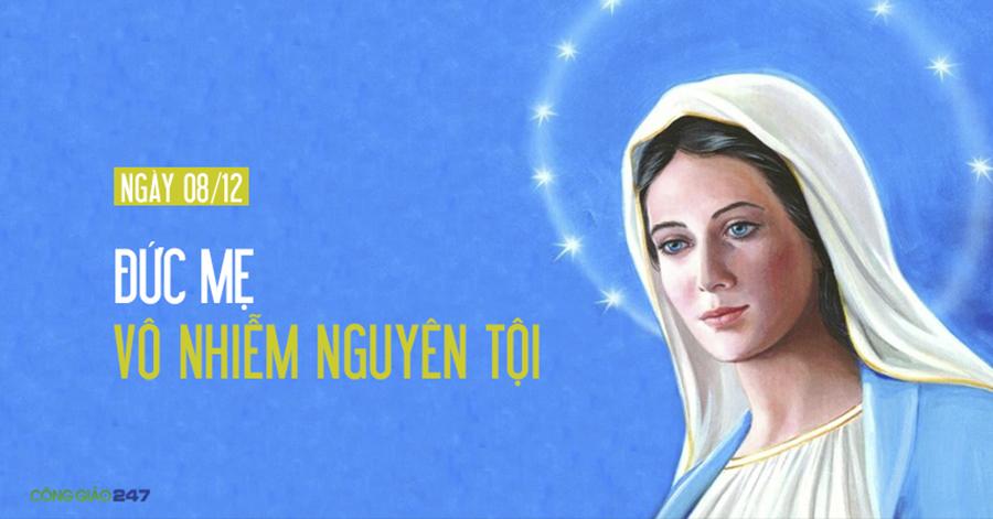 Đức Mẹ - Vô nhiễm nguyên tội