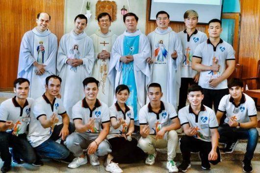 Hình ảnh gia đình Giáo phận Ban Mê Thuột tại Đài Loan