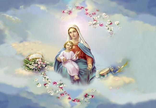 tên thật của đức trinh nữ Maria, tên thật của Đức mẹ, Đức Mẹ tên thật là gì