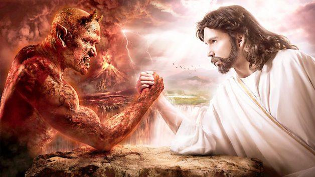 tại sao satan nổi loạn chống lại Đức Chúa Trời, satan phản Chúa, nguồn gốc tội lỗi