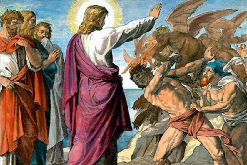 lời  Chúa, quyền uy của Chúa, chia sẻ lời Chúa