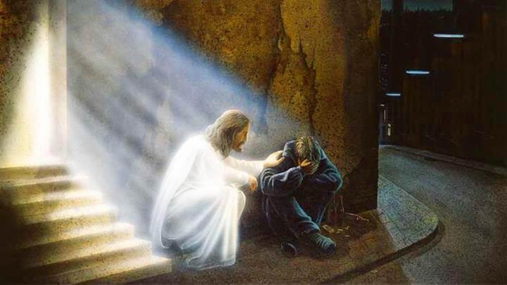 Chúa biết chúng con cần đến Chúa, Lòng thương xót Chúa, Thiên Chúa