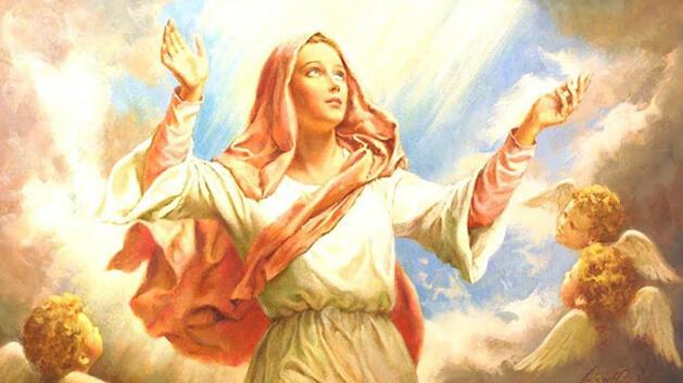 Maria, mẹ đầy ân phúc