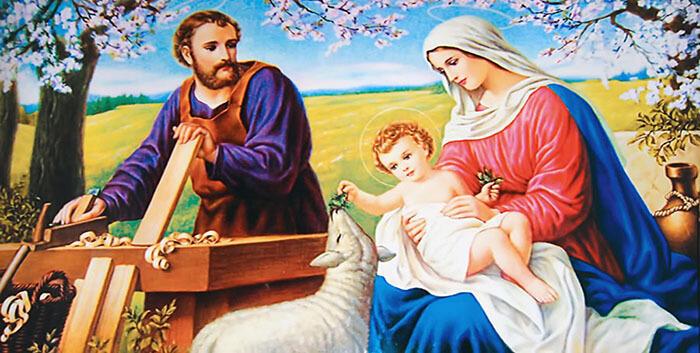 Thánh Giuse người cha âm thầm nhưng cao cả, Thánh cả Giuse là vị thánh rất đặc biệt, THÁNH CẢ GIUSE ... THÁNH CẢ GIUSE