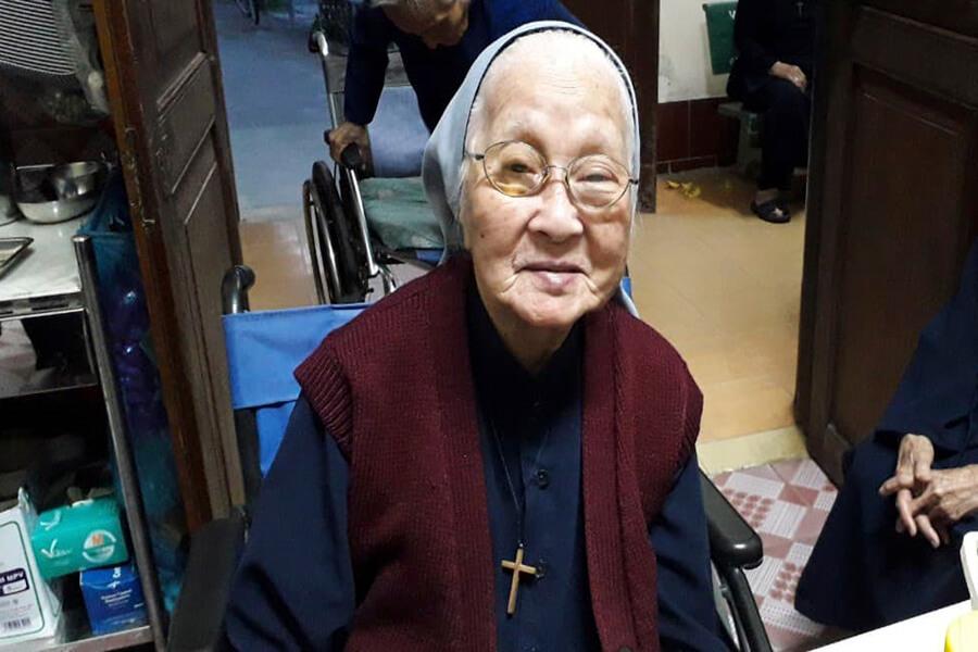 thánh đức, Tuổi cao niên thánh đức