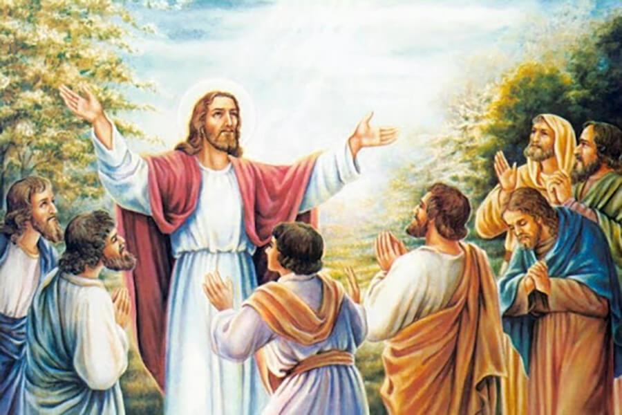 Anh em là chứng nhân, Chứng nhân của Đấng Phục Sinh, Đức Kito Phục Sinh