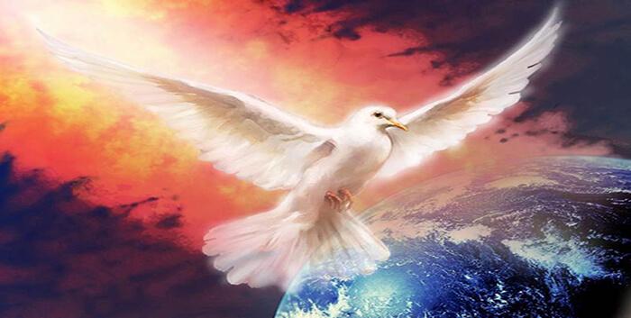 Đấng Bảo Trợ, Đức Chúa Thánh Thần, Đấng Bảo Trợ, Khi Đấng Bảo Trợ đến