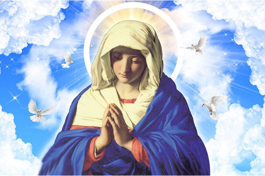 Mẹ Thiên Chúa, Mẹ Maria, Mẹ của Thiên Chúa