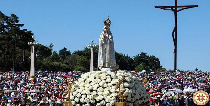 Lễ kính Đức Mẹ Fatima, Lễ kính Mẹ Fatima, Mẹ Maria
