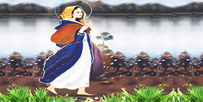 Đức Maria - Mẫu gương của sự quan tâm, Đức Maria gương mẫu cho cuộc sống Đức Tin, Đức Maria – mẫu gương sự thánh thiện