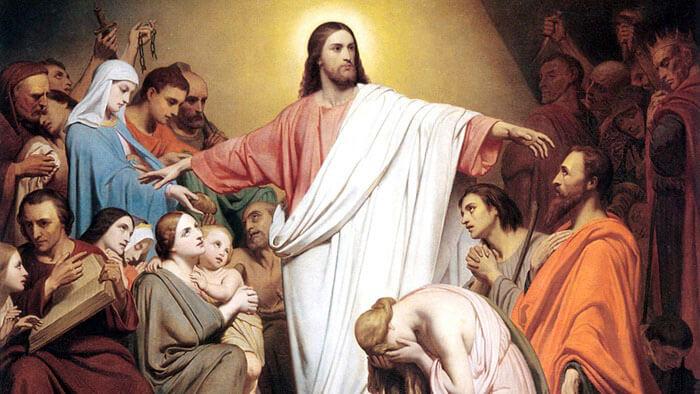 Thánh Thần, nhân danh Cha và con va Thánh Thần, Thiên Chúa