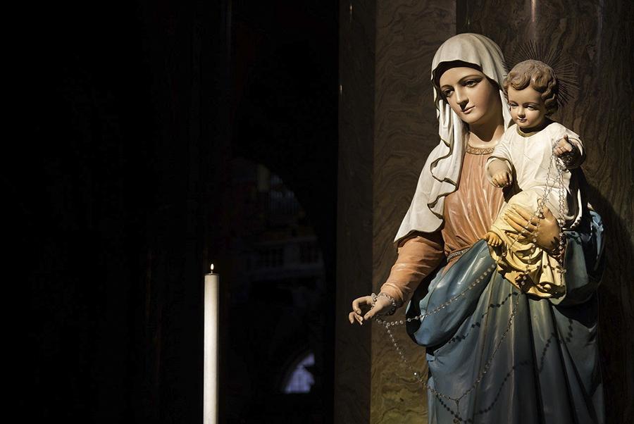 Đức Maria - Đức Mẹ Hội Thánh