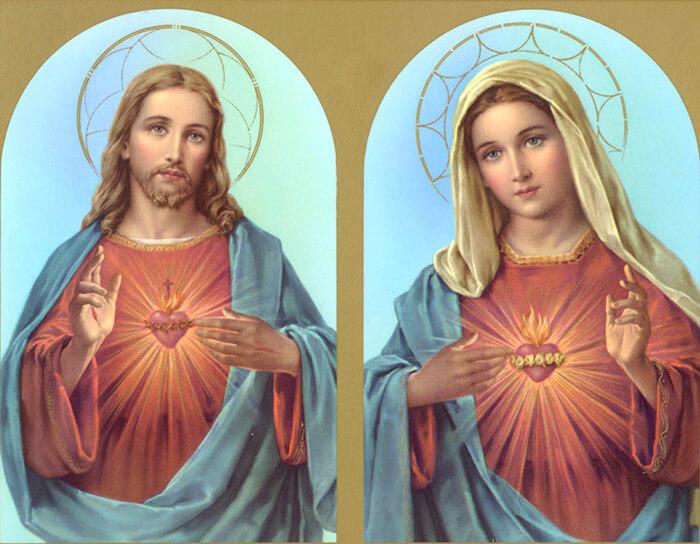 Chúa và Đức Mẹ, Thiên Chúa