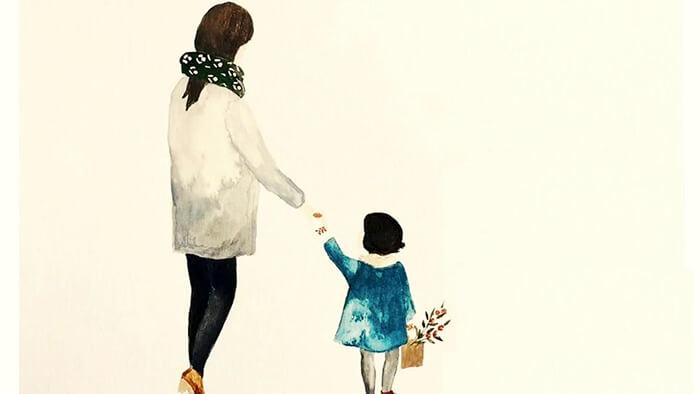 ước mơ của mẹ