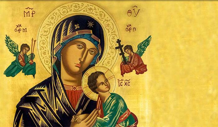 Đức Mẹ hằng cứu giúp - Mẹ Maria