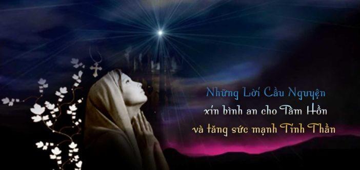 lơi cầu nguyện đổi đời, nhờ lời cầu nguyện thay đổi đời sống