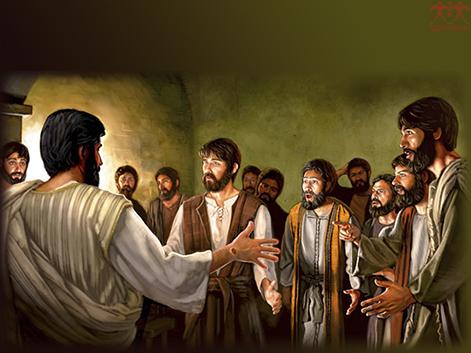 Chúa Gieessu, 5 cách ứng xử với người khó chịu