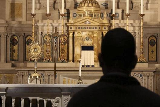lo sợ, nhà tạm, chúa giê-su thánh thể