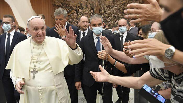 Đức Thánh Cha Phanxicô, Đức Thánh Cha, tin tức về Đức Giáo Hoàng Phanxico